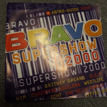 Bravo Supershow 2000