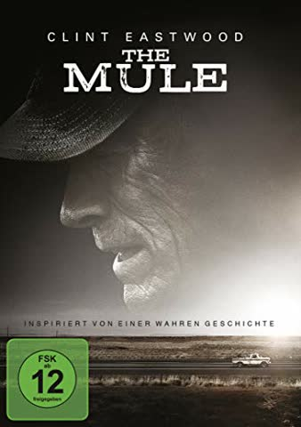 The Mule [DVD] [2018]