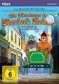 Die Abenteuer des Sherlock Holmes, Vol. 2 / Weitere 13 Folgen der Anime-Serie von OSCAR-Preisträger Hayao Miyazaki (Pidax Animation) [2 DVDs]