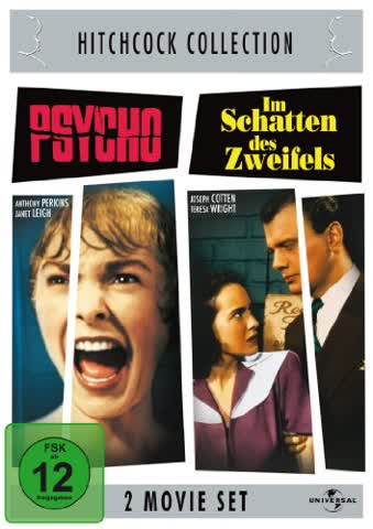 Hitchcock Collection: Psycho / Im