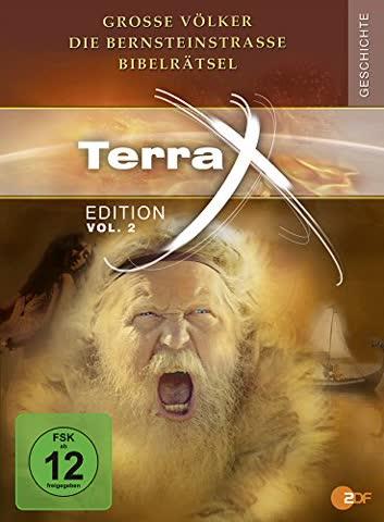 Terra X - Die Bernsteinstraße/Bibelrätsel/Große Völker [3 DVDs]