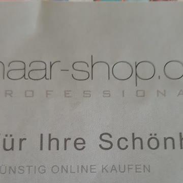 15.- Gutschein für hairshop.ch