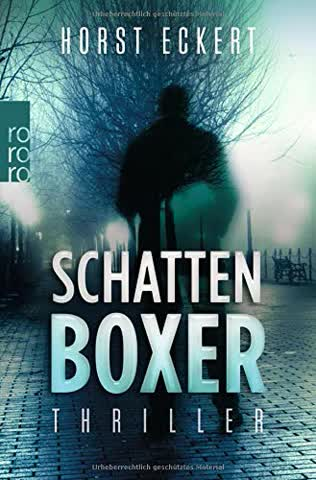 Schattenboxer (Vincent Veih ermittelt, Band 2)