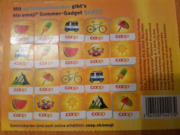 Emoji Sommer