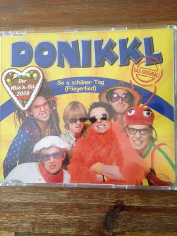 Donikkl - So a schöner Tag