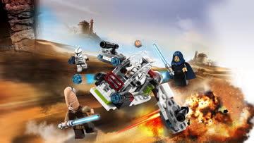 LEGO Star Wars 75206 Jedi und Clone Troopers NEU OVP