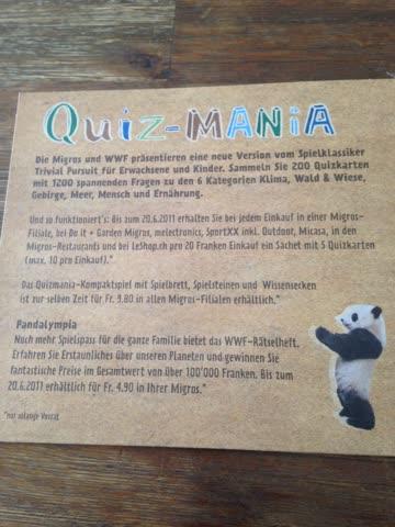 Quiz - Mania Lilibiggs Kinderkonzerte