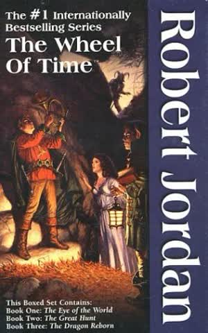 The Wheel of Time Set I, Books 1-3: The Eye of the World / The Great Hunt / The Dragon Reborn