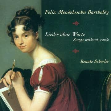 Felix Mendelssohn Bartholdy - Songs without Words