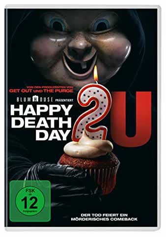 Happy Deathday 2U [DVD] [2019]
