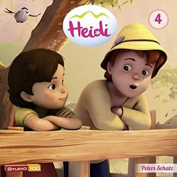 Heidi 04: Peters Schatz