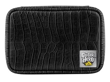 Guitar Hero On Tour: DSL Travel Bundle - Crocodile Black (Nintendo DS)