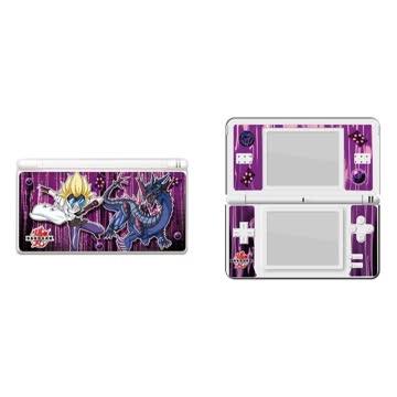 Bakugan AWG80829 AWG Pyrus & Darkus – DS Lite Skin