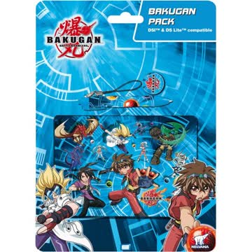 Third Party - Bakugan Pack DS lite & DSi - 3700441808490