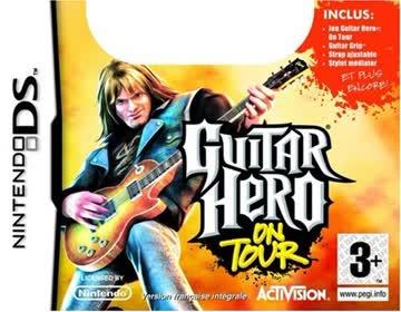 Guitar Hero on Tour (Jeu + Guitar Grip) [FR Import]
