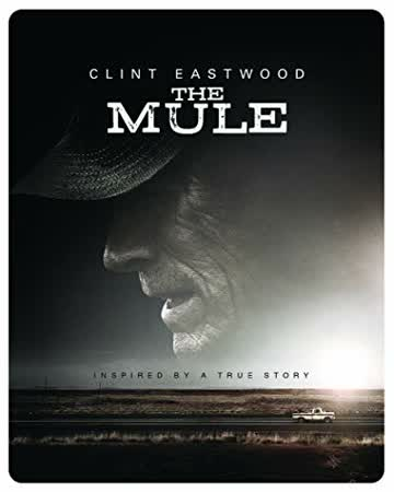 The Mule Steelbook [Blu-ray] [Limited Edition]