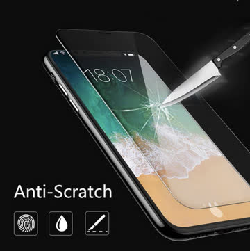 RONICAN-Schutzglas iPhone XS MAX