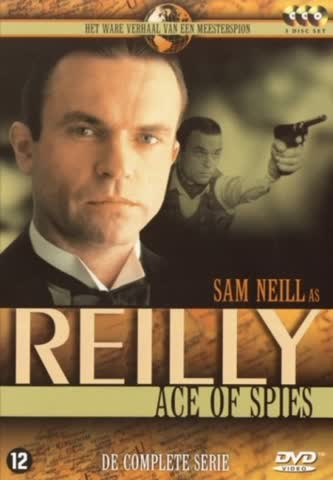 Reilly Aces Of Spies - De Complete Serie