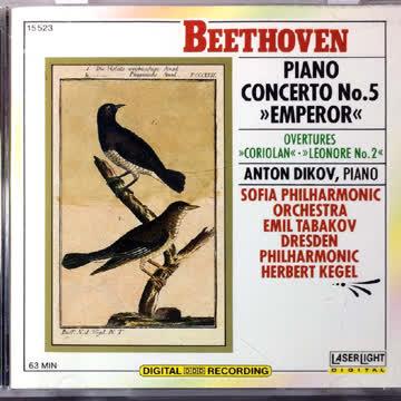 """Ludwig van Beethoven – Piano Concerto No.5 """"Emperor"""""""