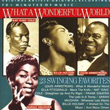 What a wonderful world - 23 swinging favorites