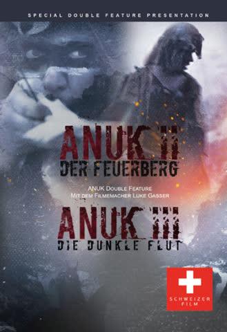Anuk II - Der Feuerberg & Anuk III - Die Dunkle Flut