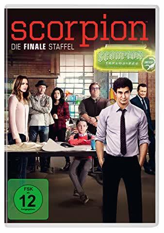 Scorpion - Die finale Season [6 DVDs]
