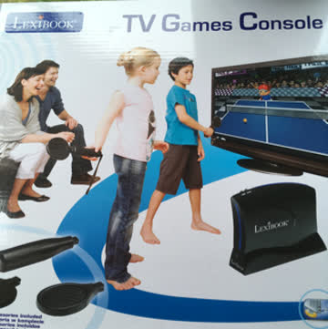 LEXIBOOK TV Games Consoles