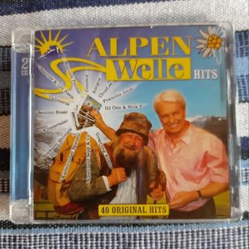 AlpenWelle Hits - 40 Original Hits