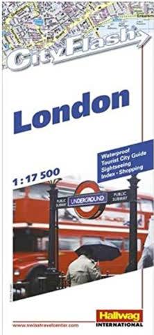 Hallwag City Flash London