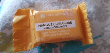 Bath Cube Yves Rocher