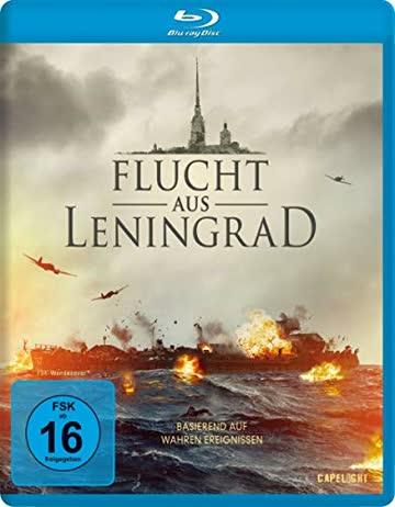 Flucht aus Leningrad (Battle of Leningrad) [Blu-ray]