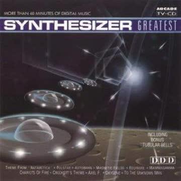 Vangelis - Synthesizer Greatest