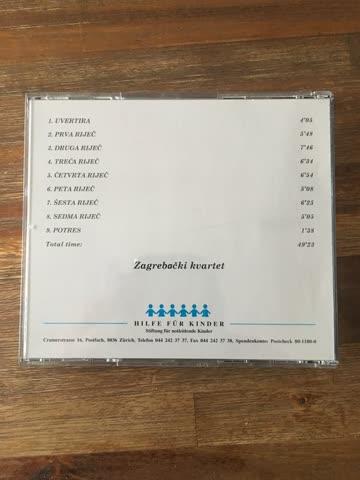F. J. Haydn - Kroatien - Zagreb Quartett