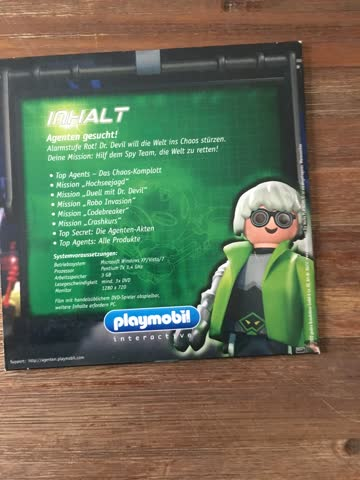 Playmobil - Top Agents