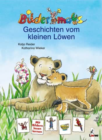 Bildermaus-Geschichten vom kleinen Löwen