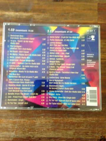 Best of POP 97 , 2 CDs