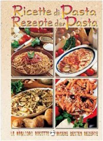 Ricette di pasta (Il ricettario)