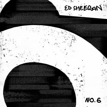 Ed Sheeran - No.6 Collaborations Project