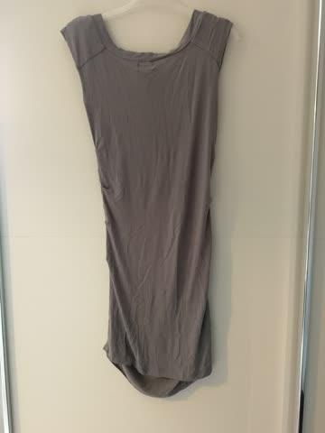 Graues Kleid (S)