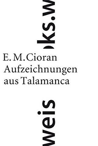 Aufzeichnungen aus Talamanca: (print)
