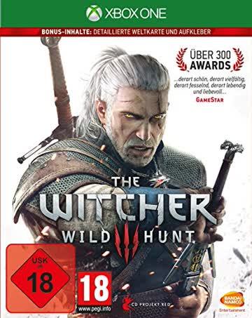 The Witcher 3: Wild Hunt [Xbox One]