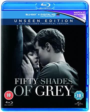 Fifty Shades Of Grey [Blu-ray]
