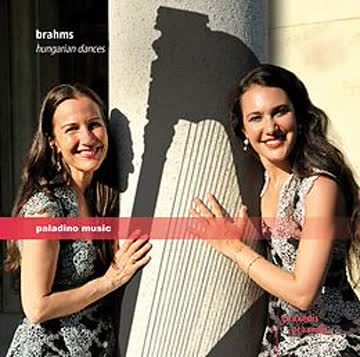 Duo Praxedis - Johannes Brahms: Complete Hungarian Dances