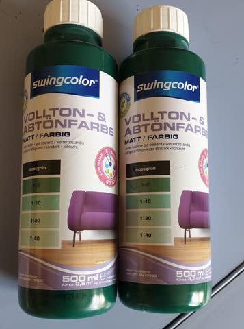 1 l farbe a jeh 500 ml Neu OVP