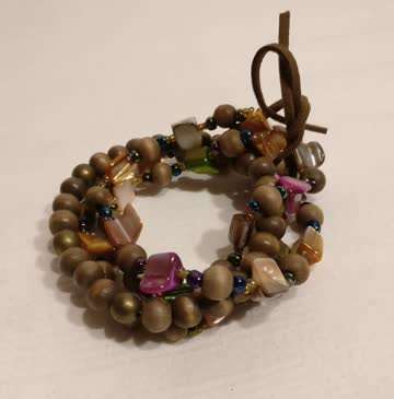 Sommerliches Armband