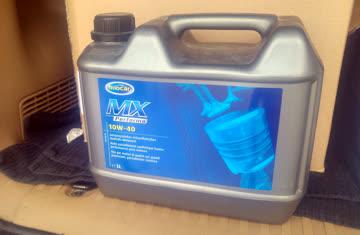 10W-40 Motorenöl *neu*