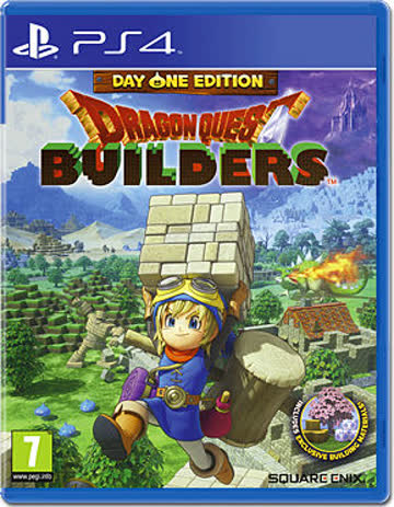 DRAGON QUEST BUILDERS: Day One Edition