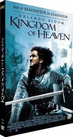SCOTT RIDLEY - KINGDOM OF HEAV [DVD] [2005] [Region 1] [NTSC]