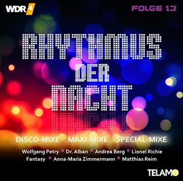 Various - Rhythmus der Nacht Folge 13