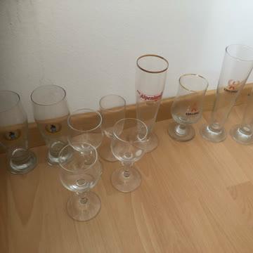 Div Gläser ( pat 4 )